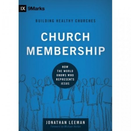 Book cover.Church Membership