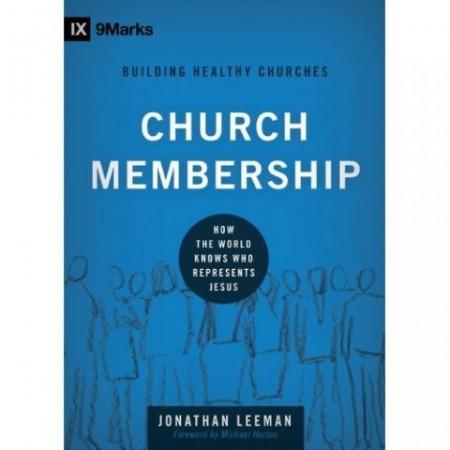 Book cover.Church Membership
