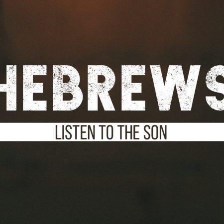HebrewsSeriesEBC